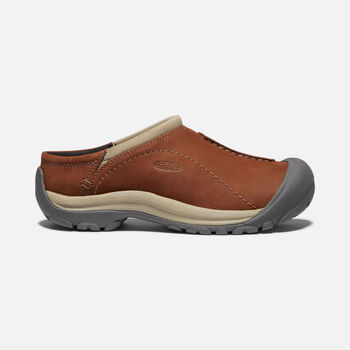 Women's KACI SLIDE in TORTOISE SHELL/PLAZA TAUPE - large view.