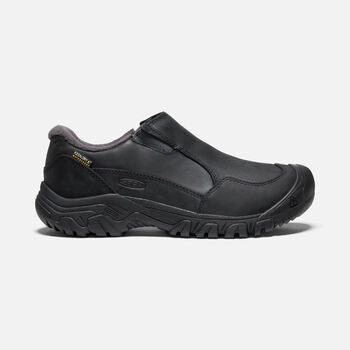 WOMEN'S HOODOO III SLIP ON WATERPROOF in BLACK/BLACK - large view.