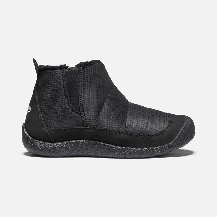 Women's Howser II Boot in Black/Black - large view.