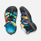 Little Kids' Newport H2 in RAINBOW TIE DYE - small view.