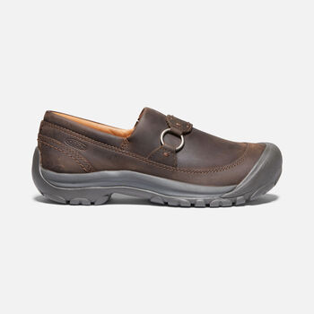 Women's Kaci II Slip-On in DARK EARTH/CANTEEN - large view.