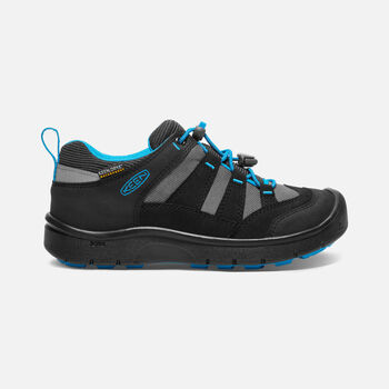 Big Kids' Hikeport Waterproof in Black/Blue Jewel - large view.