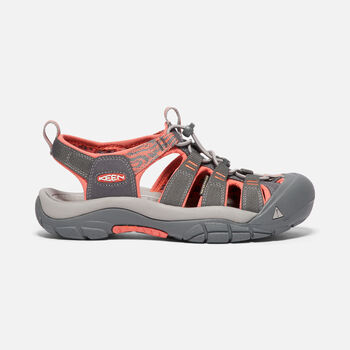 Women's NEWPORT HYDRO in MAGNET/CORAL - large view.
