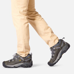 Men's Targhee II Waterproof in  - on-body view.
