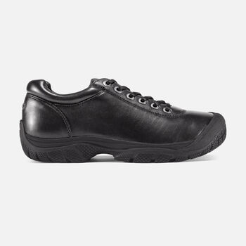 Men's PTC Dress Oxford in Black - large view.