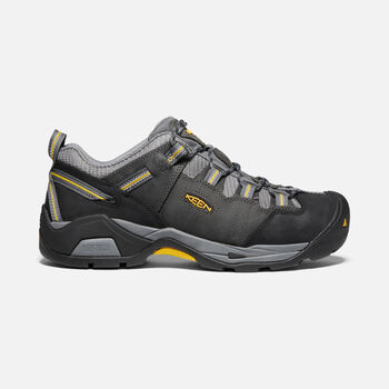 Men's Detroit XT ESD (Soft Toe) in MAGNET/STEEL GREY - large view.