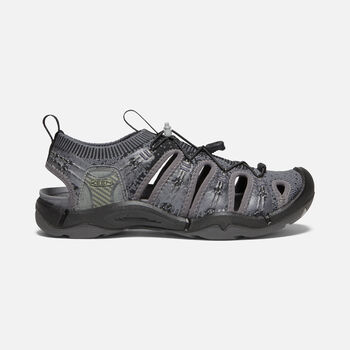 Women's EVOFIT ONE in HEATHERED BLACK/MAGNET - large view.