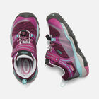 Little Kids' TERRADORA Waterproof Low in BOYSENBERRY/RED VIOLET - small view.