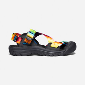 Men's Zerraport II Sandal in Multi Tye-Dye/Black - large view.