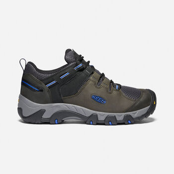Men's Steens Vent Shoe in Magnet/Sky Diver - large view.