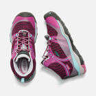 Big Kids' Terradora Waterproof Mid in BOYSENBERRY/RED VIOLET - small view.