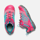 Big Kids' Chandler CNX in BRIGHT PINK/LAKE GREEN - small view.