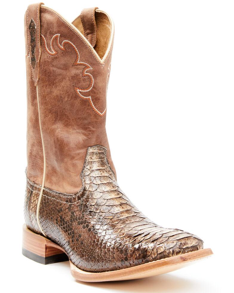Men's Western Wedding Boots