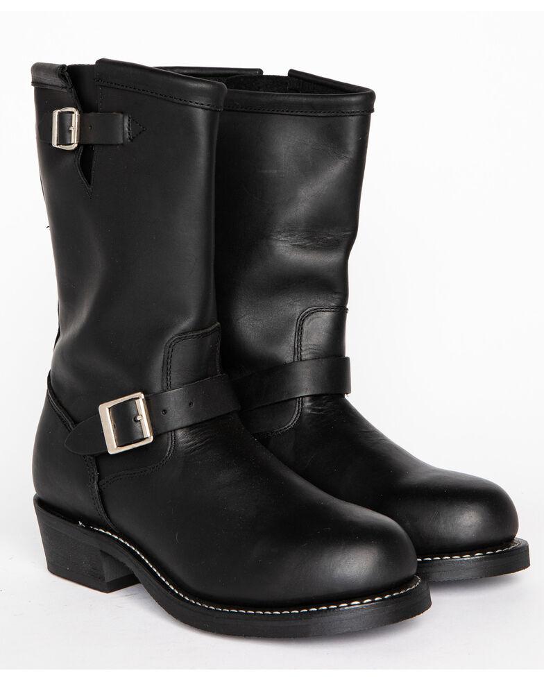 Men's Engineer Boots