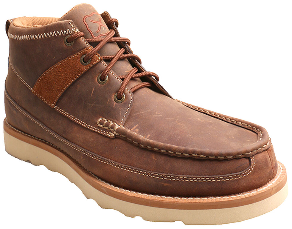 Men's Casual Lace-Up Boots