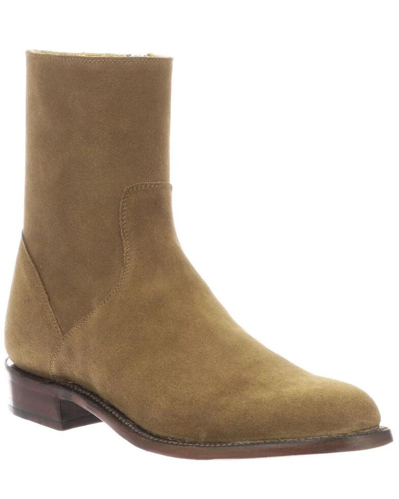 Men's Zipper & Shoe Boots