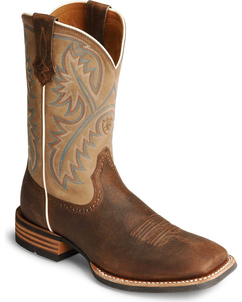 Men's Comfortable Cowboy Boots
