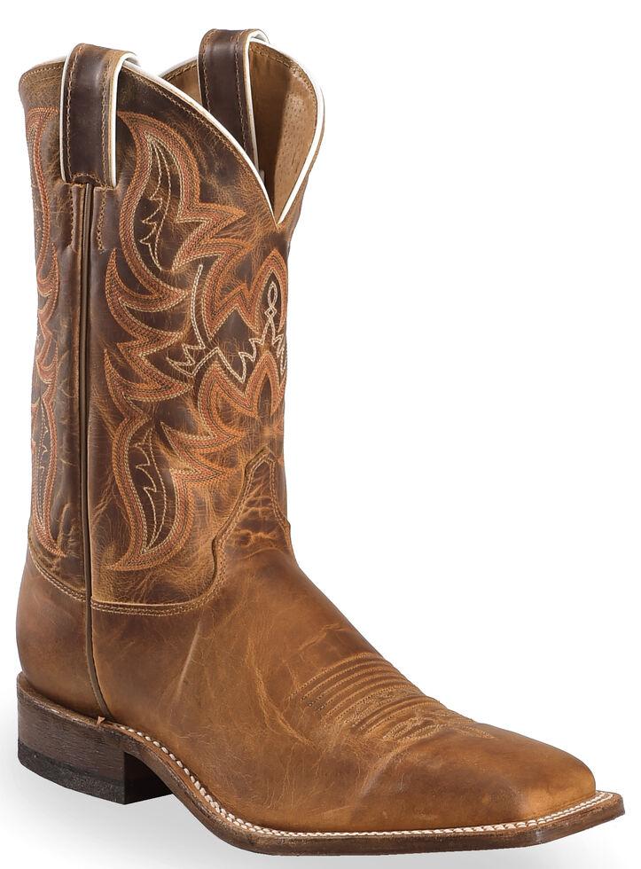 Men's Ostrich Leg Cowboy Boots