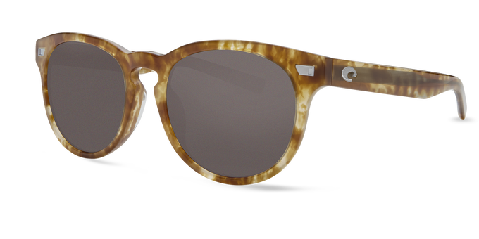 Del Mar Collection - Del Mar Polarized Sunglasses - Shiny Kelp - Polarized 580 Gray Lenses