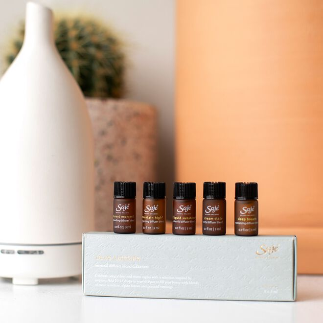 Dear Summer Diffuser Blend Collection