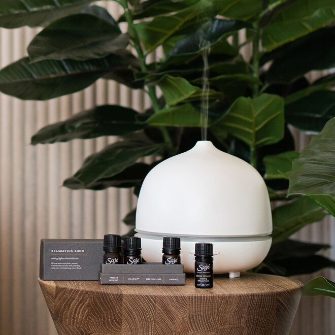 Relaxation Room Diffuser Blend Collection