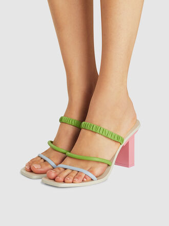 Cult Gaia - Kaia Leather Sandals