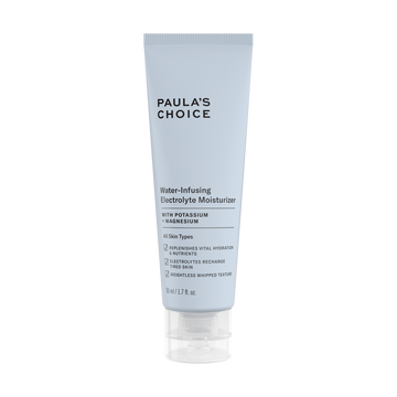 Water-Infused Electrolyte Moisturizer