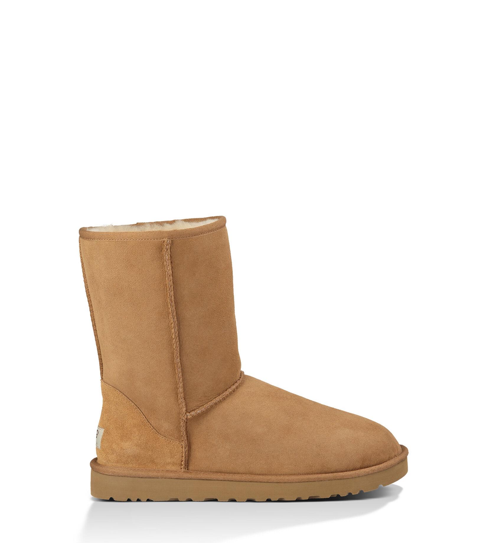 UGG (アグ) メンズ ブーツ CLASSIC SHORT - クラシックショート Chestnut, 27.0