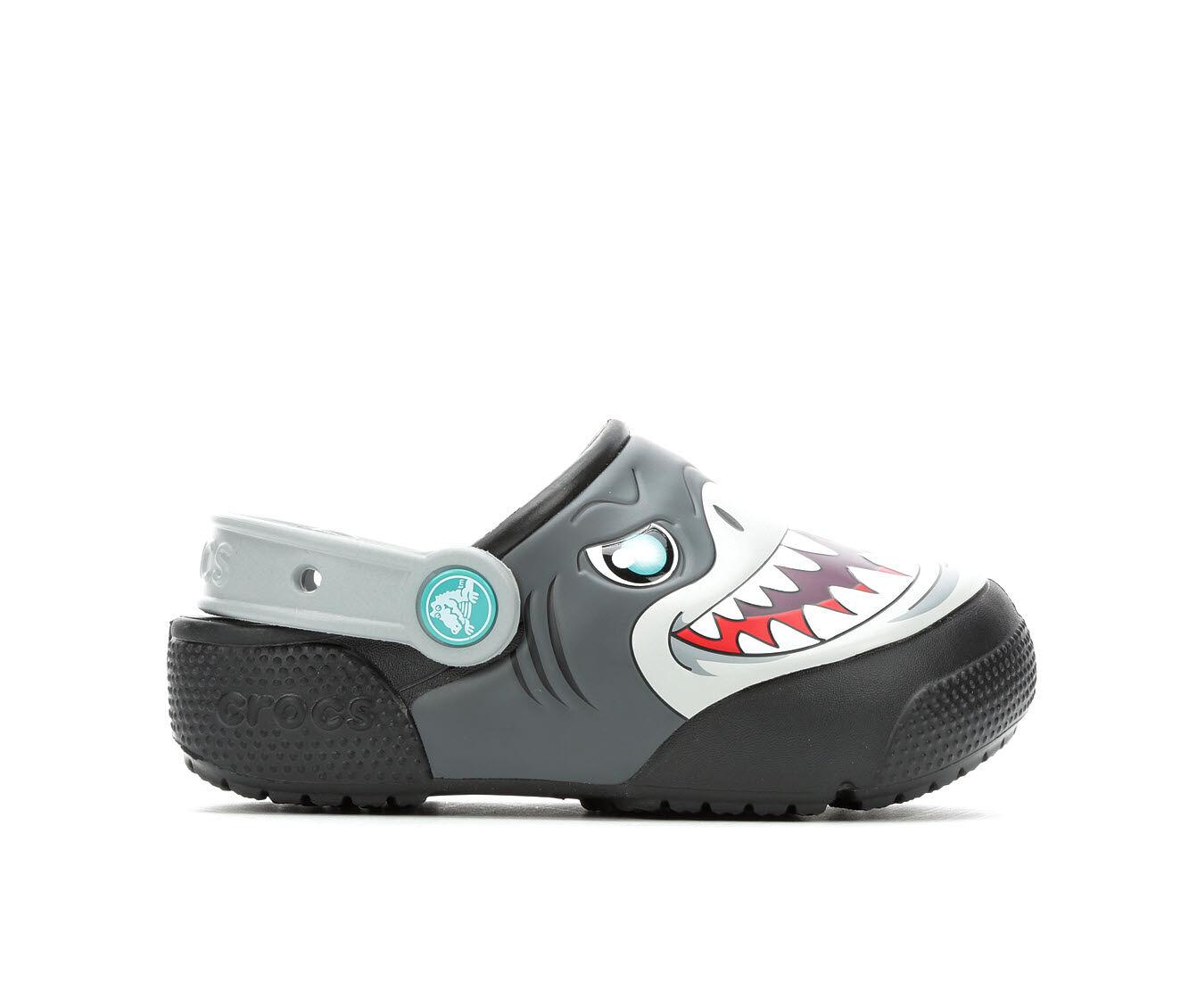 Boys' Crocs Little KId Funlab Sharks
