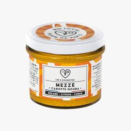 Organic Mezzé, Carotte Nouba Les 3 Chouettes