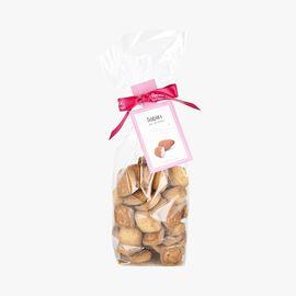 Square almond shortbread  Daniel Mercier