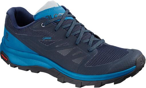 Salomon - OUTline GTX® Navy  - Hombre - Zapatillas trekking y senderismo -
