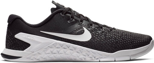 Nike -  METCON 4 XD - Hombre - Zapatillas Fitness - Negro - 41