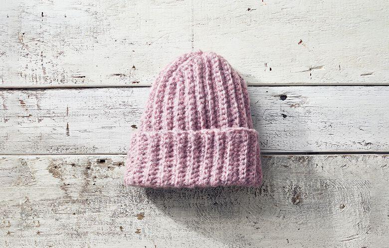 Chunky Crochet Beanie pattern