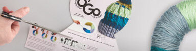 12 New Shades of Bernat blanket yarn