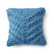 Go to Product: Bernat Alize EZ Cable Pillow in color
