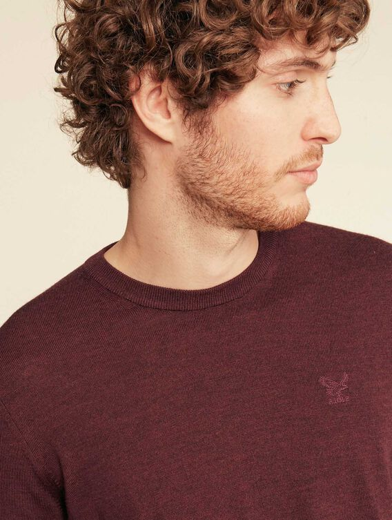 Essential Merino wool jumper