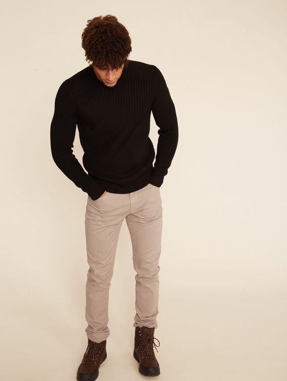 Thick Merino wool jumper