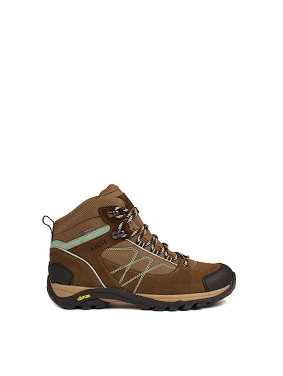 Women's mid-cut hiking shoes