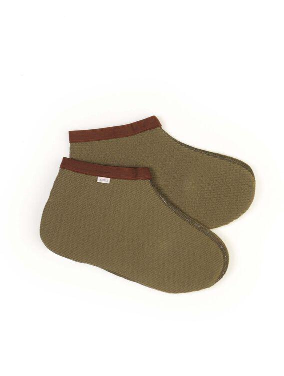 Men's coloured boot socks