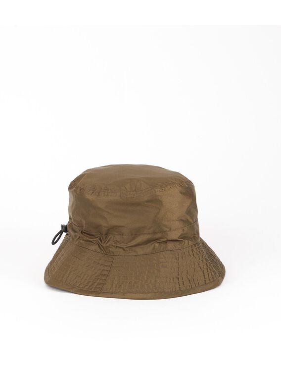 Women's packable rain hat
