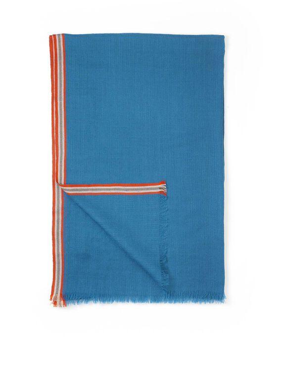 Women's wool scarf