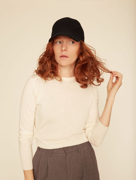 Essential Merino wool jumper
