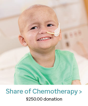 Donate a Share of Chemotherapy
