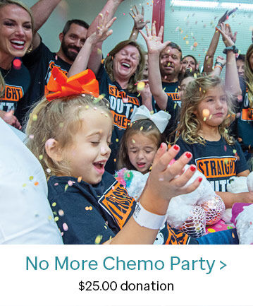 No More Chemo Party