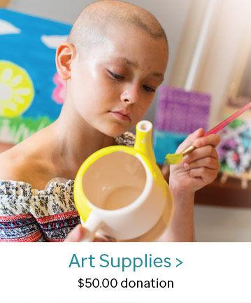 Donate Art Supplies