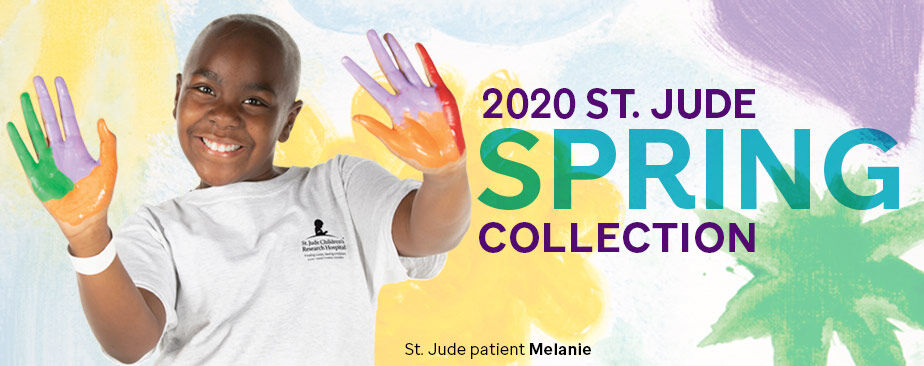 2020 St. Jude Gift Shop Spring Collection