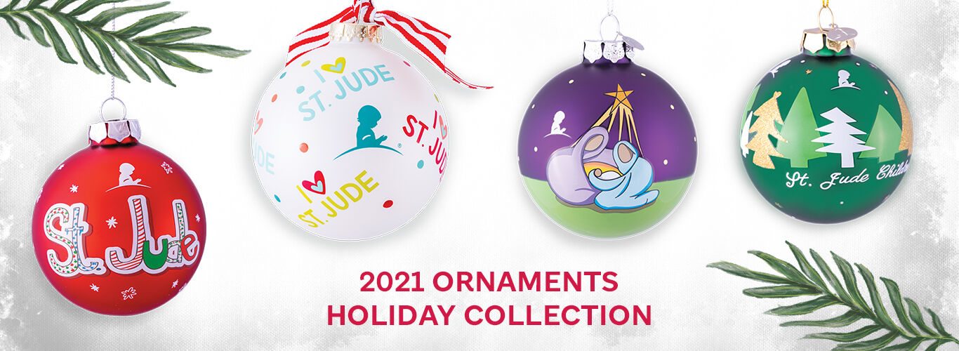 2021 Ornaments Holiday Collection