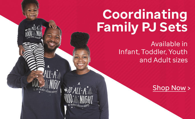 Shop Coordinating Family Pajama Sets