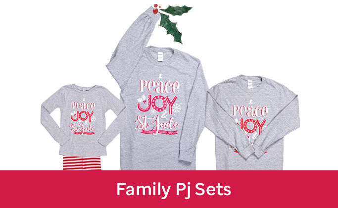 Family Pj Sets